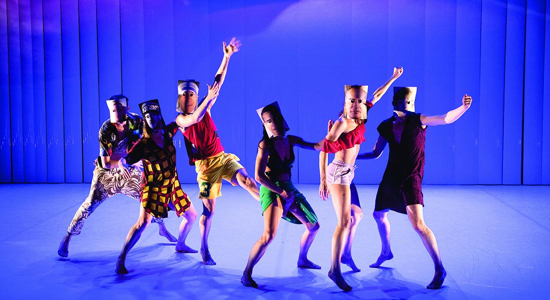 Festival CorrespondanSe, un parcours en huit temps dédié à la danse européenne. - Critique sortie Danse CHATILLON Théâtre à Châtillon et Théâtre Jean Vilar Vitry