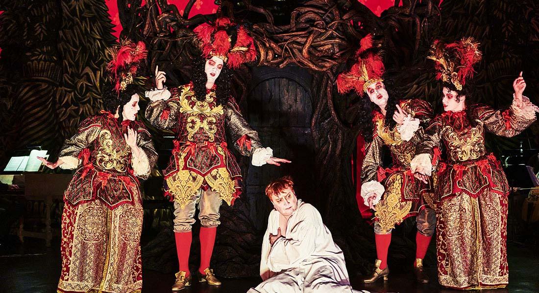 Le Bourgeois Gentilhomme et George Dandin dans les mises en scène de Jérôme Deschamps et Michel Fau - Critique sortie  Caen THEATRE DE CAEN