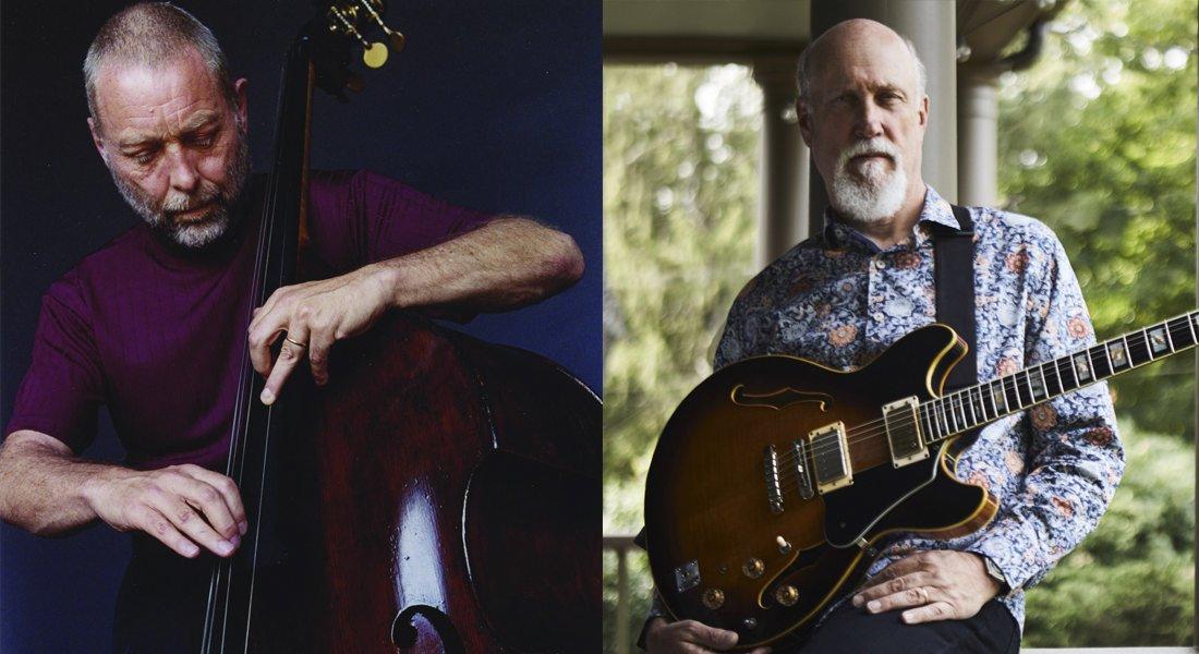 John Scofield-Dave Holland Duo, Matthieu Bordenave Trio - Critique sortie Jazz / Musiques Paris Maison de la radio et de la Musique - Studio 104