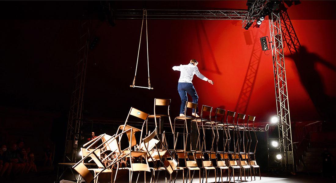 L'Âne et la carotte du Galapiat Cirque - Critique sortie Cirque Paris Cabaret Sauvage