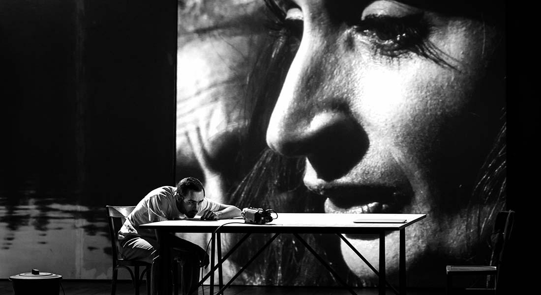 La Mouette et Eden, conception et mise en scène Cyril Teste / collectif MxM - Critique sortie Théâtre Sceaux Les Gémeaux - Scène Nationale