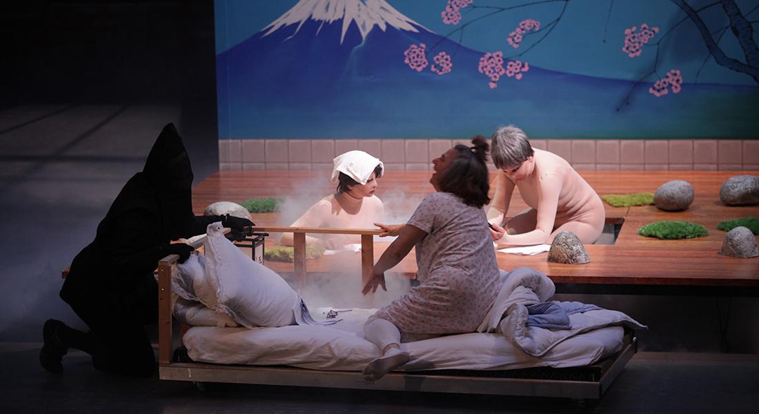 L'Île d'Or, création collective du Théâtre du Soleil en harmonie avec Hélène Cixous, mise en scène Ariane Mnouchkine - Critique sortie Théâtre Paris Théâtre du Soleil