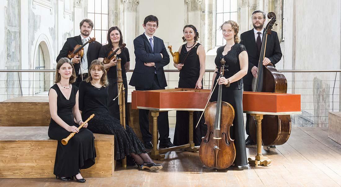 Concerts d'Automne à Tours avec les ensembles Collegium 1704, La Tempête, Jacques Moderne, Consonance… - Critique sortie Classique / Opéra Tours