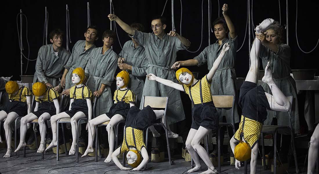 Pinocchio (Live)#2 d'Alice Laloy - Critique sortie Danse Sceaux