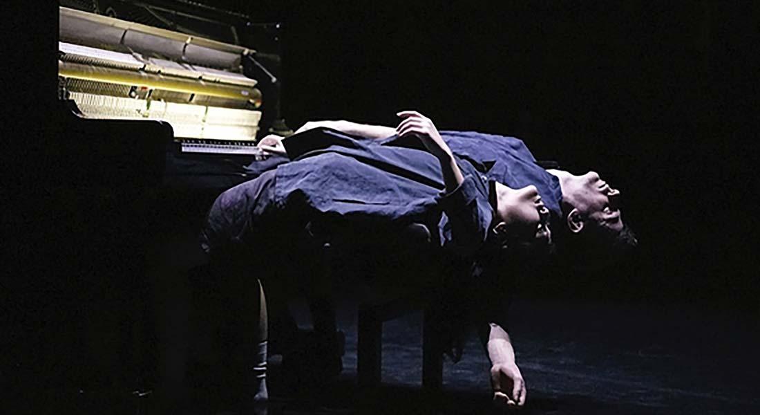 INTRO + RĒHGMA de Mellina Boubetra - Critique sortie Danse Saint-Quentin-en-Yvelines Théâtre de Saint-Quentin-en-Yvelines