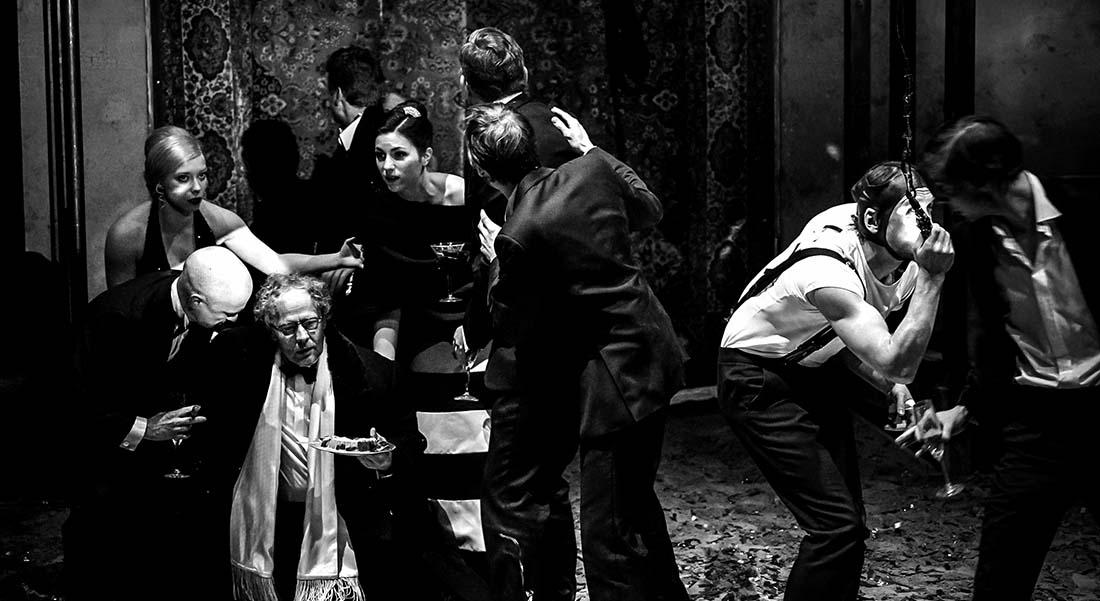 Richard III, de William Shakespeare, mise en scène de Thomas Ostermeier - Critique sortie Théâtre Sceaux Les Gémeaux - Scène Nationale