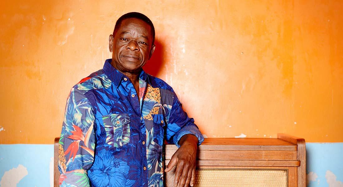 Sam Mangwana, légende de la rumba congolaise - Critique sortie Jazz / Musiques Paris new morning