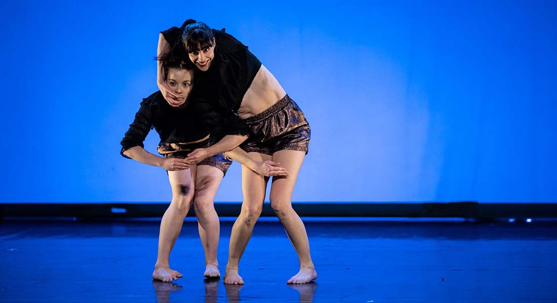 Soirée Nouvelle Scène, Chorégraphies d' Evan Greenaway, Clémence Juglet, Emilie Joneau - Critique sortie Danse Bron