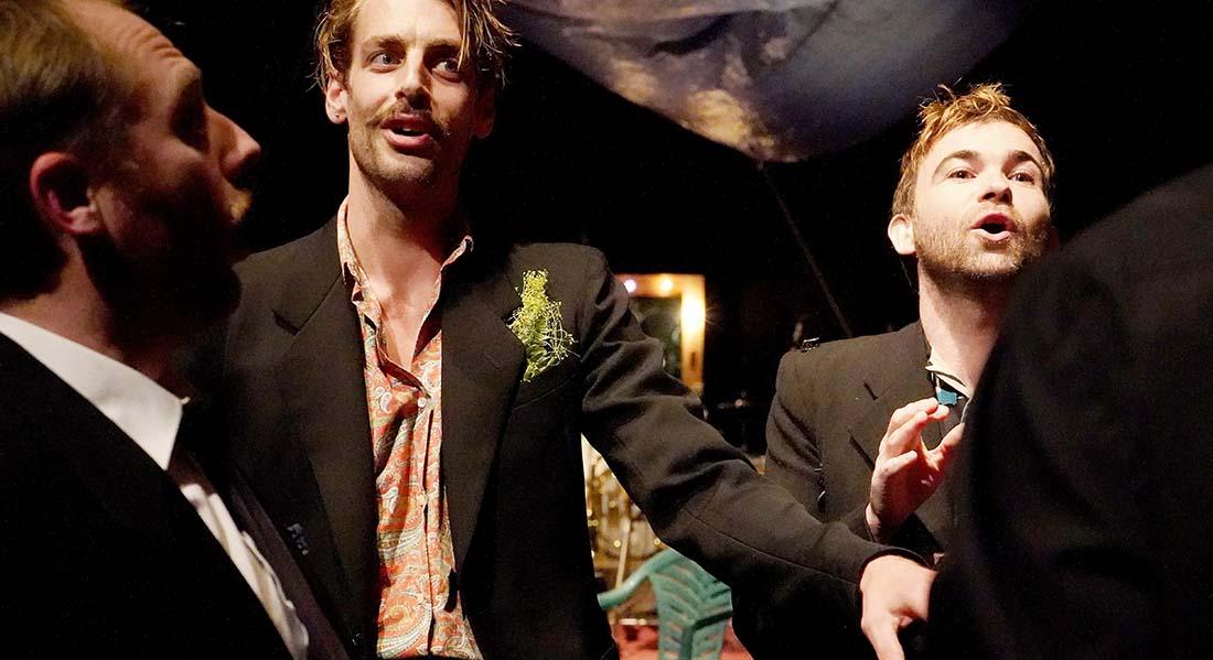 Une cérémonie, mise en scène du Raoul Collectif - Critique sortie Théâtre poitiers