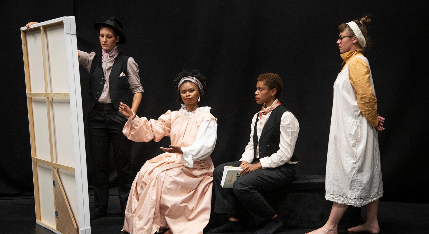 LAURA, de Gaëlle Bourges - Critique sortie Danse Paris T2G - Théâtre de Gennevilliers