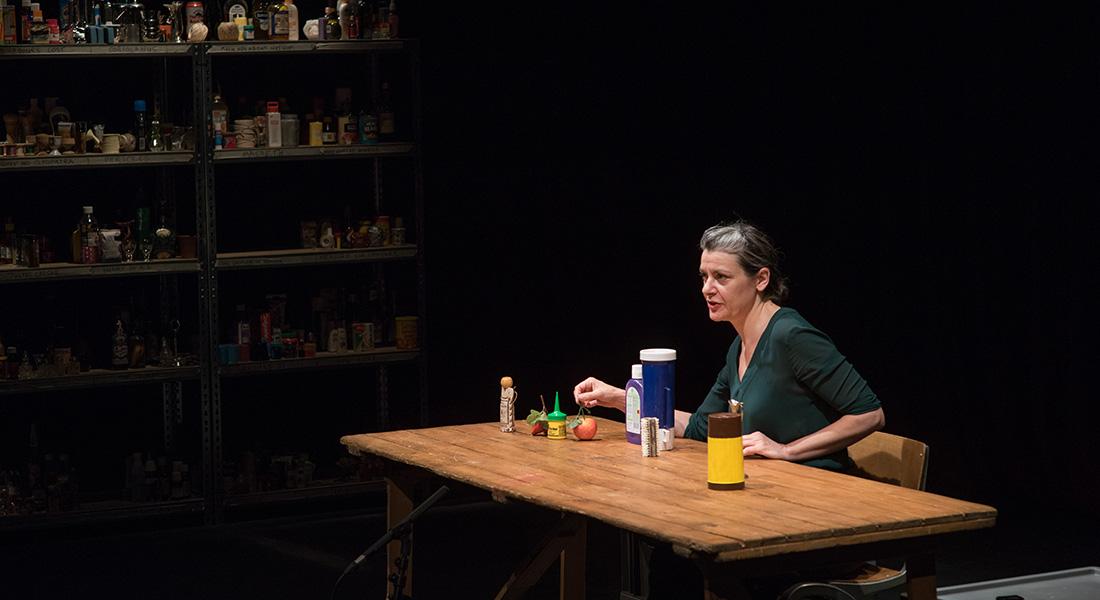 Complete Works: table top Shakespeare, mise en scène de Tim Etchells - Critique sortie Théâtre Paris Espace Pierre Cardin - Théâtre de la Ville