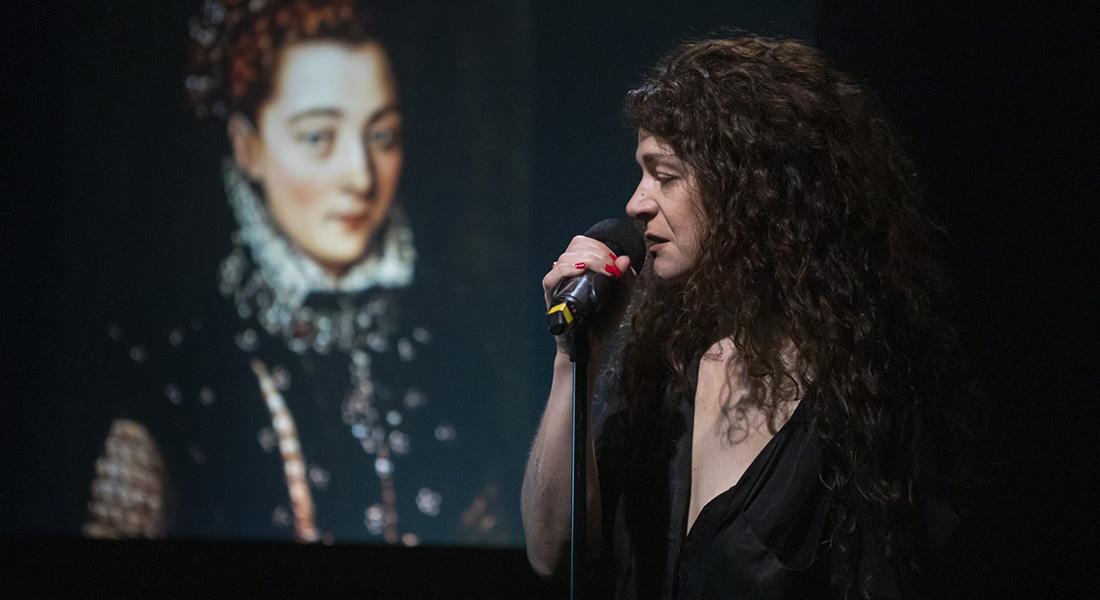Des putains meurtrières d'après Roberto Bolaño, mise en scène Julie Recoing - Critique sortie Théâtre Paris Les Plateaux Sauvages